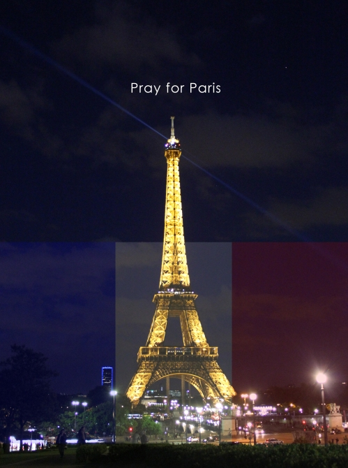 #Pray for #Paris